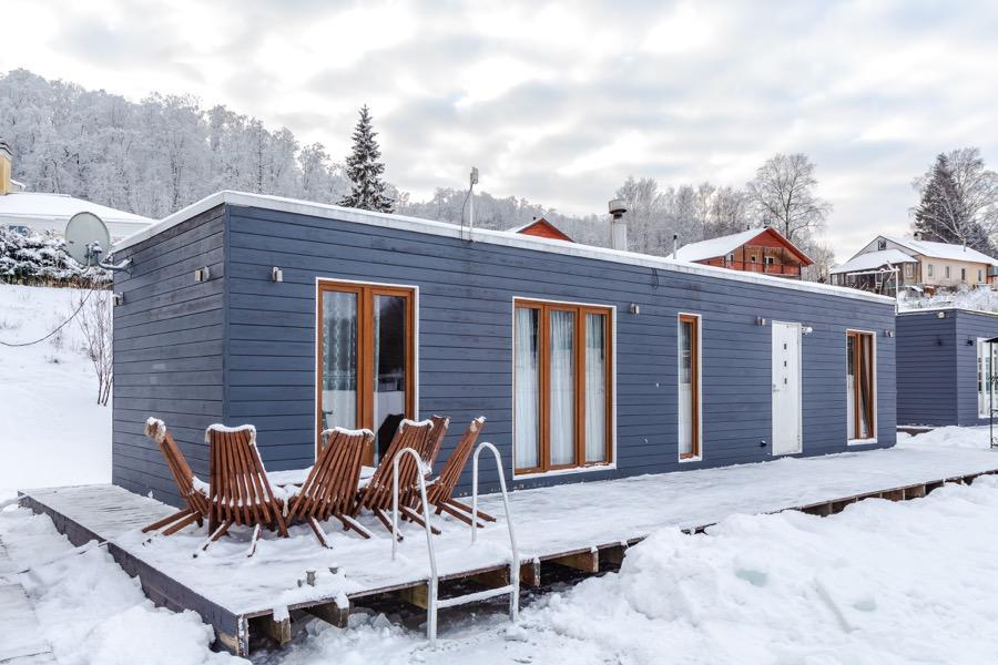 Шведский домик
